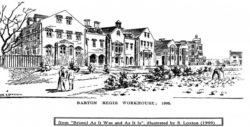 Bartin Regis workhouse