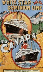 Poster Dominion Canada